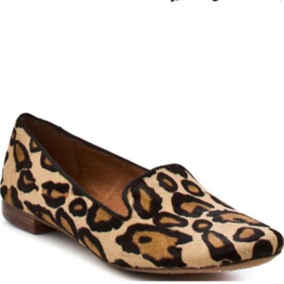 714e7f213ae7c0 Sam Edelman Shoes - Sam Edelman Alvin Leopard Calf Hair Loafer Shoes
